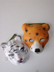 Various Animal Masks