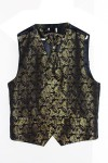 Gold and Black Steampunk / 1920 Waistcoat