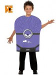 Purple Minion Tunic Kids