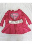 Pink Kiddies Supergirl