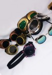 Steampunk Goggles and Glasses