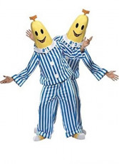 Bananas In Pajamas Costume