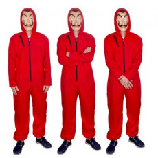 Money Heist Suit