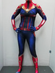Captain Marvel Lycra