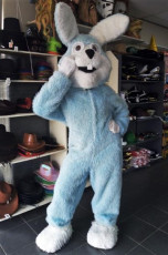 Blue Superior Easter Bunny