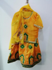 Traditional Yellow Outfit