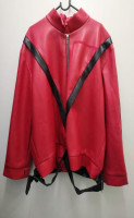 Micheal Jackson jacket (Red)