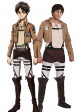 Attack on Titan Eren Jaeger Men