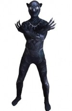 Black Panther Lycra Suit
