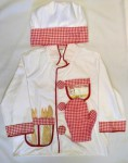 Chef Kids Uniform