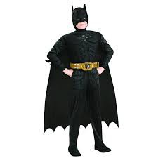 Dark knight Kids Costume