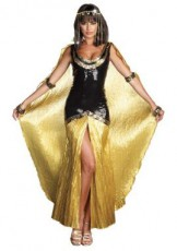 Deluxe Gold and Black Cleopatra