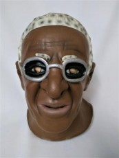 Desmond Tutu Mask Hire