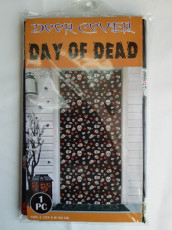 Halloween Day of the Dead Door Covers