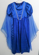 Dark Blue Medieval Dress