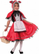 Kiddies Red Riding Hood Wolf