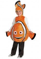 Toddlers Deluxe Nemo costume