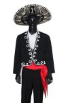 Mariachi and Sombrero costume