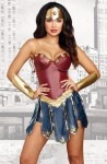 Maroon Wonder Woman