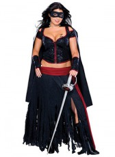 Plus Zorro Lady