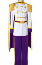 Purple and Gold Prince
