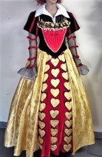 Deluxe Red Queen of Hearts