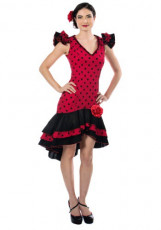 Spanish Dancer Dress
