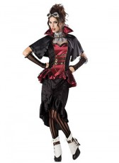 Steampunk Vampiress