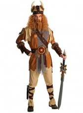 Light Brown Warrior Viking