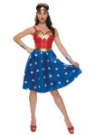 Deluxe Plus Size Wonderwoman