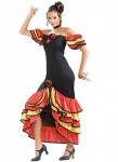 Red and Yellow Spanish Lady