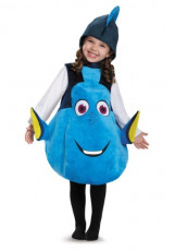 Toddlers Deluxe Dory costume