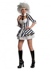 BeetleJuice Lady