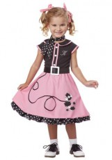 Poodle Cutie Toddler Dress